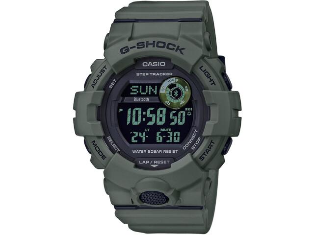 CASIO G-SHOCK GBD-800UC-3ER Horloge Heren, green/black